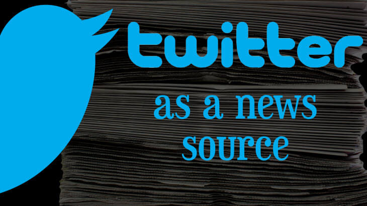 Twitter iOS app to switch from Social Networking to News