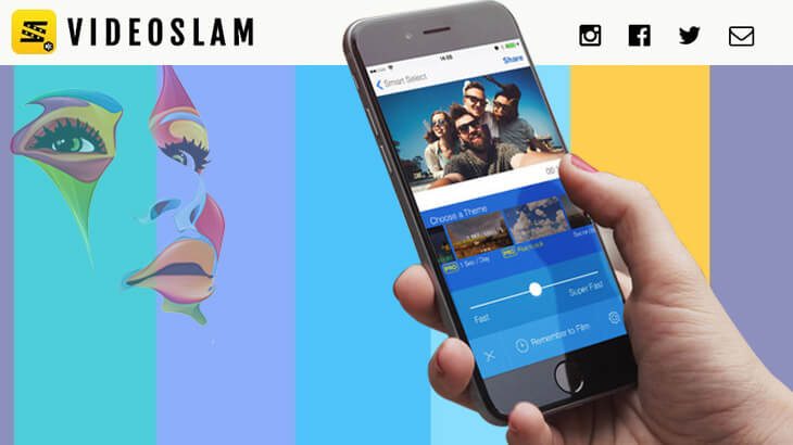 VideoSlam review – Create quick and basic compilation videos on iPhone