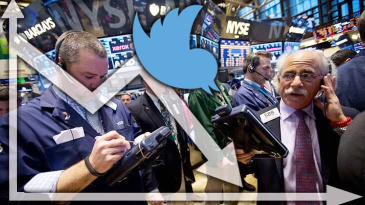 Twitter growth is constantly dwindling