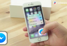 Facebook Messenger now supports 3D Touch on iPhone 6S