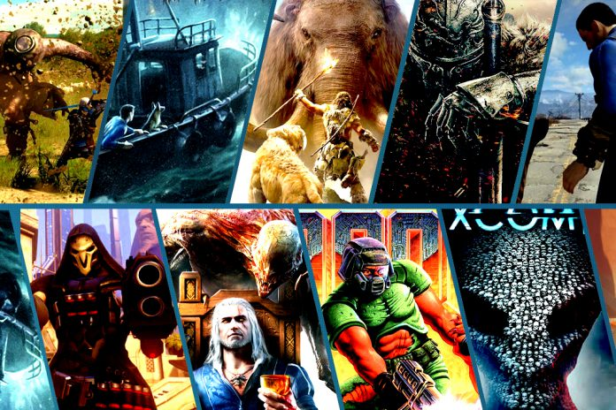 The best PC action games of 2016: latest edition