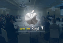 Sneak peek at Apple's September 7 event