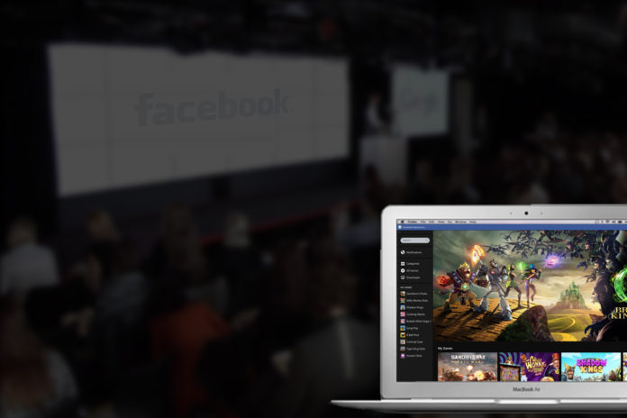 Facebook launches Gameroom, its Steam competitor
