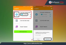 Capture Scrolling Screenshots on Android