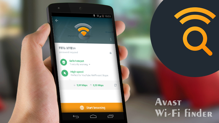 Avast introduces Wi-Fi Finder app for Android