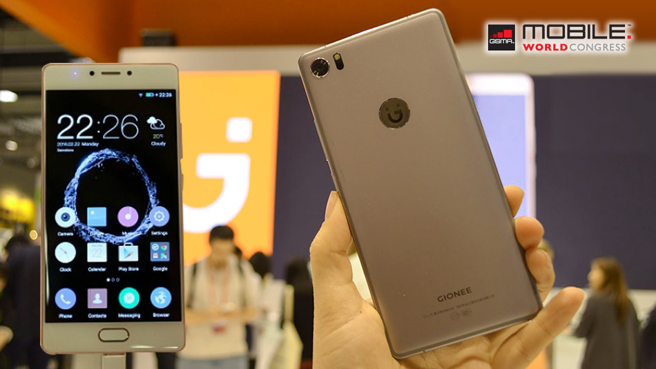 Gionee S8 launched amidst grand affair at MWC 2016