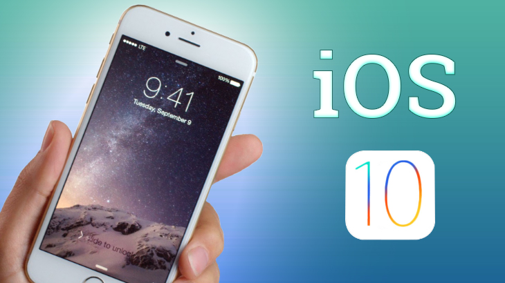 iOS 10: rumors, features, and when to expect