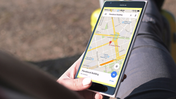 Google Maps for Android adds support for 5 ride booking services