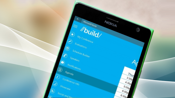 Build 2016 app now available on Android, iOS