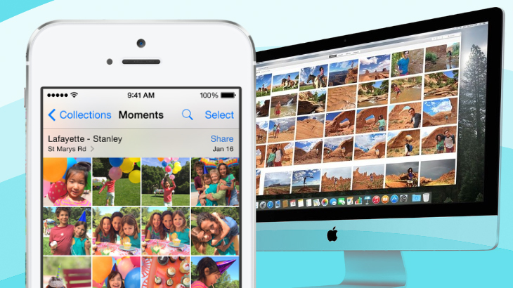 iOS 10, OS X 10.12 to offer improved Photos App