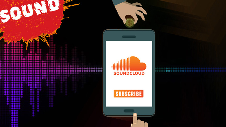 SoundCloud Go is now available for Android and iOS