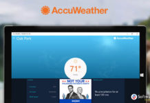 AccuWeather update for Windows 10, adds new video content