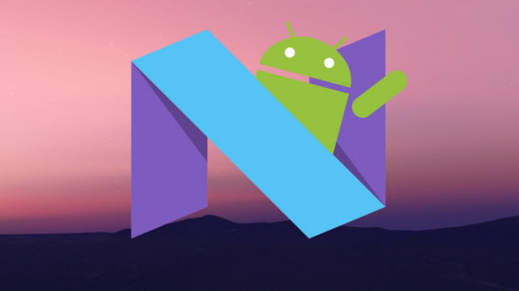 Android N adds support for pressure sensitive displays and VR