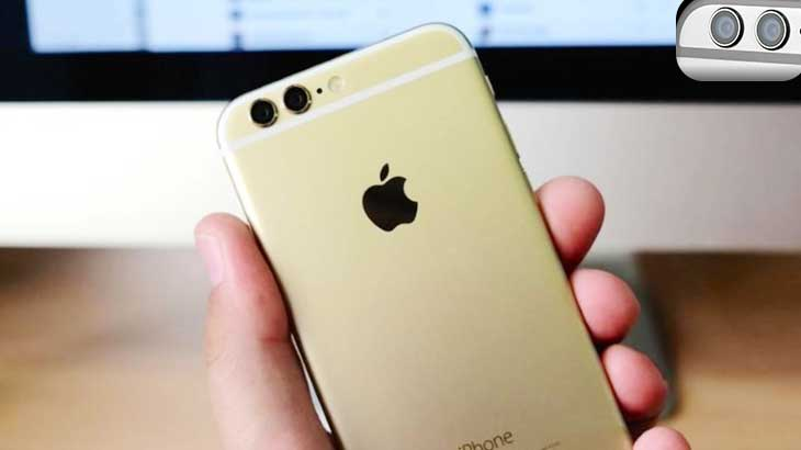 5.5 inch iPhone 7 to use a dual camera