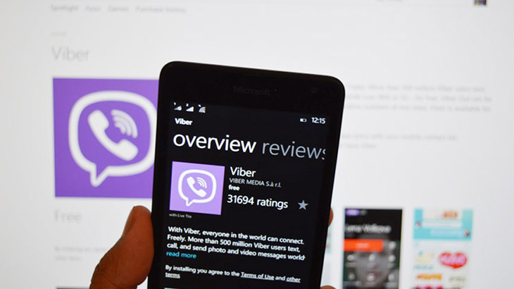 Viber end to end encryption now available for Windows 10