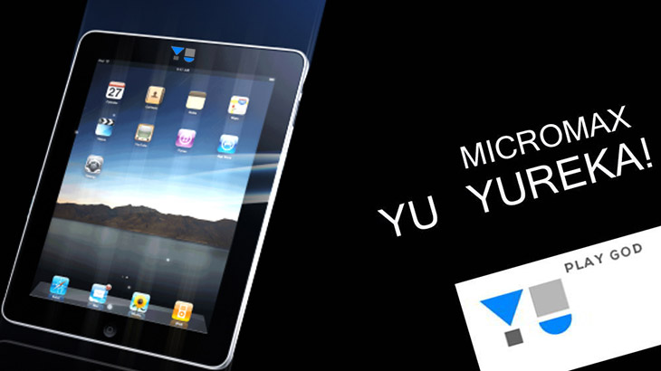 YU announces its first phablet dubbed Yureka Note