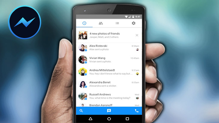 Facebook launches group calling on Messenger
