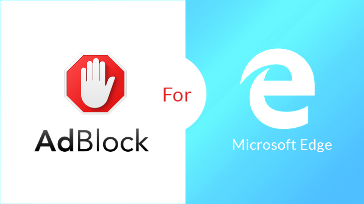 Edge AdBlock extensions now available for Insiders