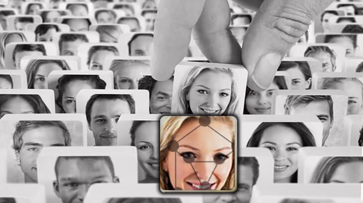Face recognition app FindFace questions security of your online photos