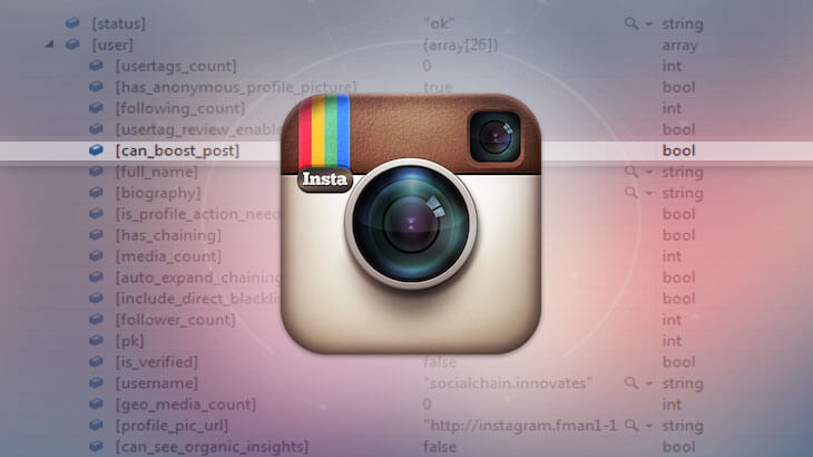 Instagram code hints at new boost-post feature