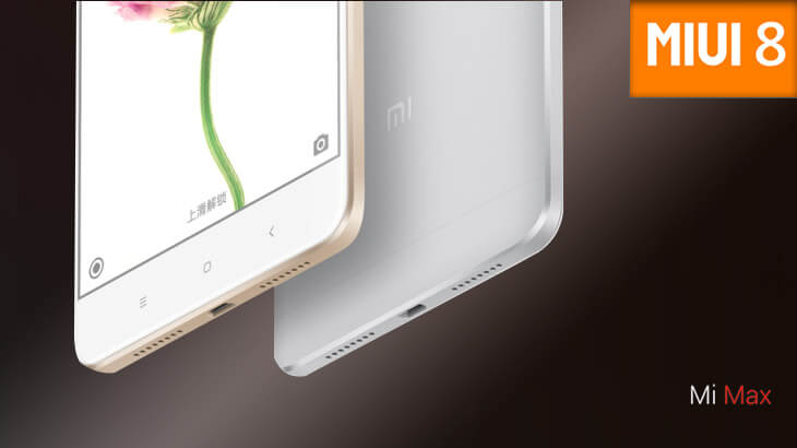 Xiaomi unveils Mi Max and MIUI 8