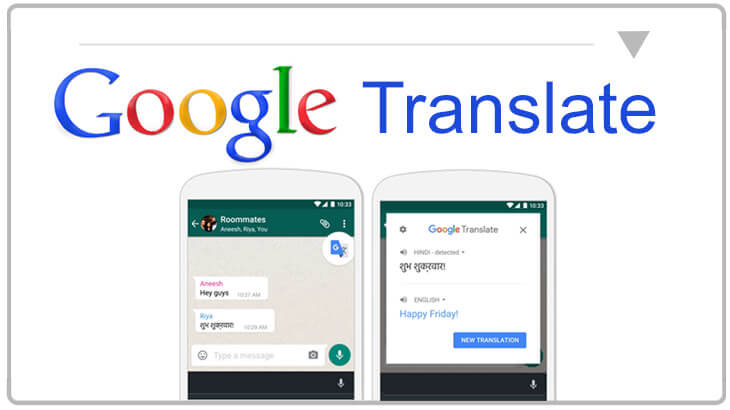 Google Translate for Android updated with 'Tap to Translate'
