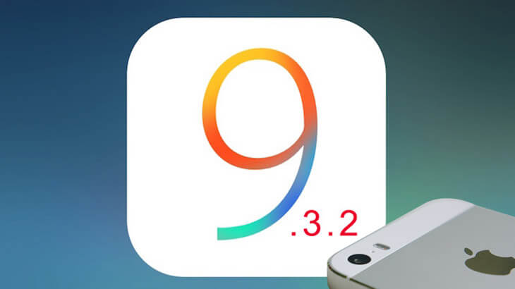 Latest Apple iOS 9.3.2 update is here