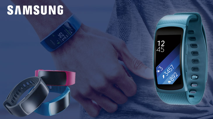 Samsung Gear Fit 2 to flaunt GPS and a giant display