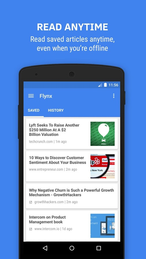 Flynx Browser for Android