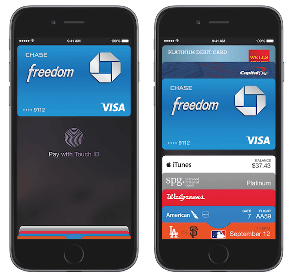 1. Apple Pay iPhone