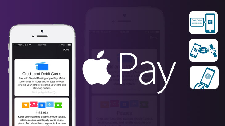 How to add credit and debit card to Apple Pay