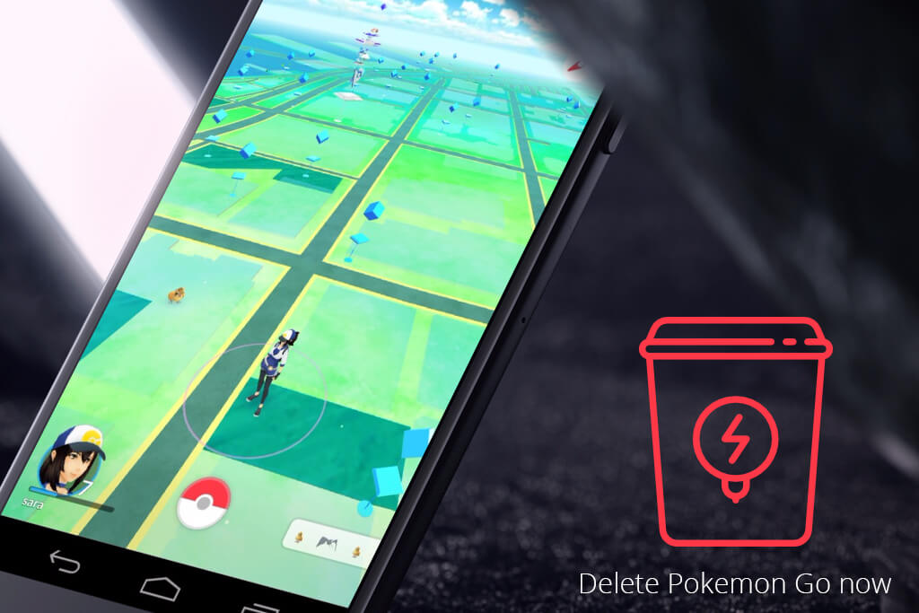 5 reasons you must delete Pokémon Go right now