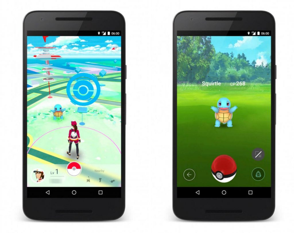 Pokemon Go_On Android