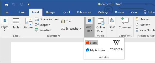 install add-ins in MS Office