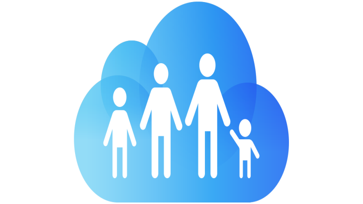 iCloud Family Sharing