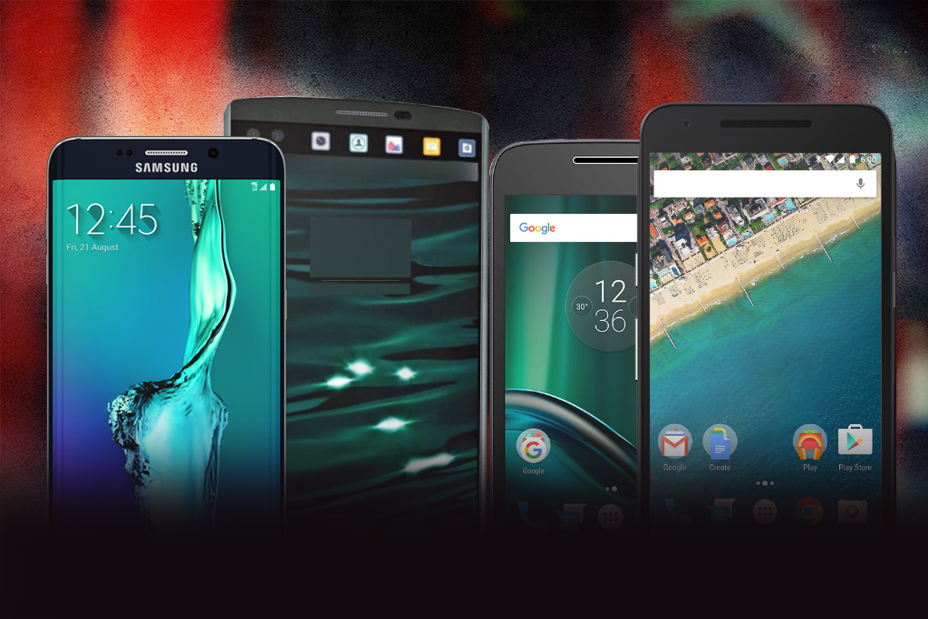 Top 5 Android snappers of 2016 to buy right now