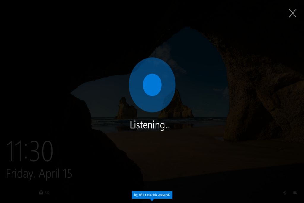 Your guide to disable Cortana on Windows 10 Lock Screen