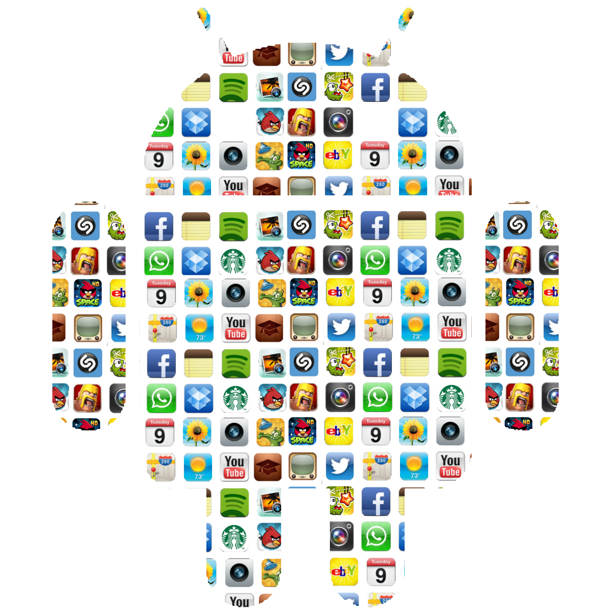 Download and test Android apps