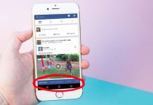 Facebook News Feed layout