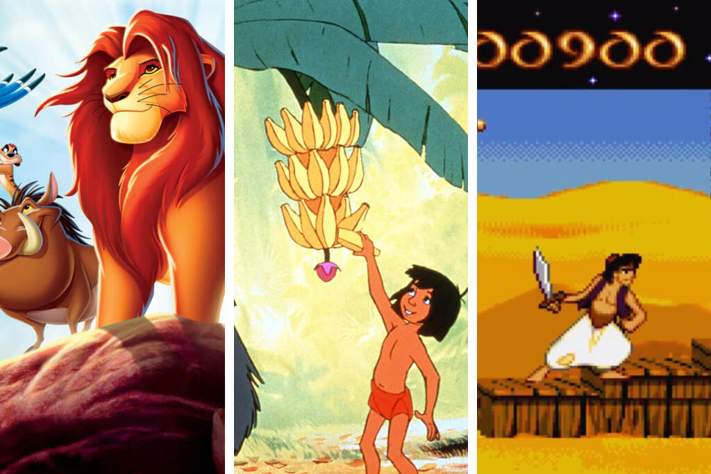 GOG brings back Aladdin, Lion King and Jungle Book to play on Windows, OS X and Linux