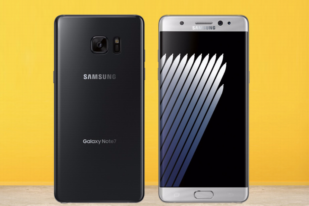 It's all in the mind: are critics of curved Galaxy Note 7 review flat wrong