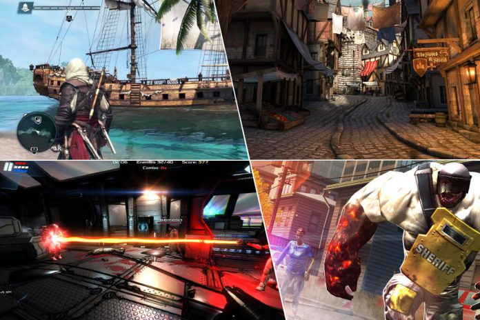 10 best HD Android games you must play