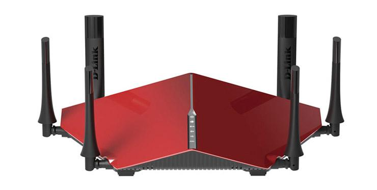 Upgrade router