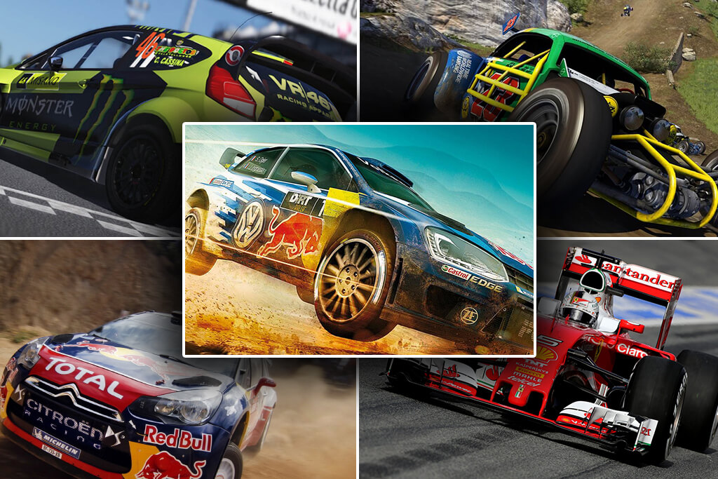 The best PC racing games of 2016: latest edition