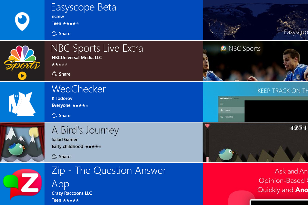 Here are this week's 5 intriguing Windows 10 apps