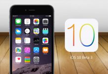 Apple releases third beta of iOS 10