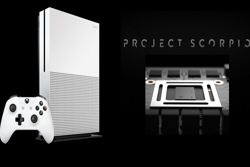 Project Scorpio will run Microsoft games in native 4K