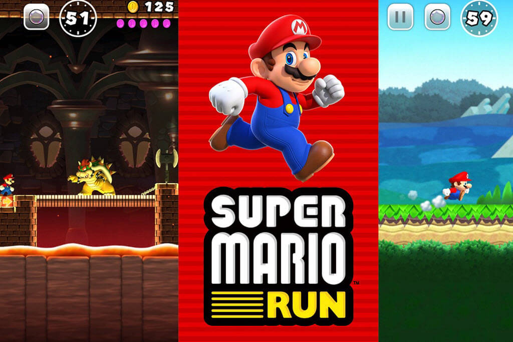 Super Mario to arrive on the Apple App store very soon
