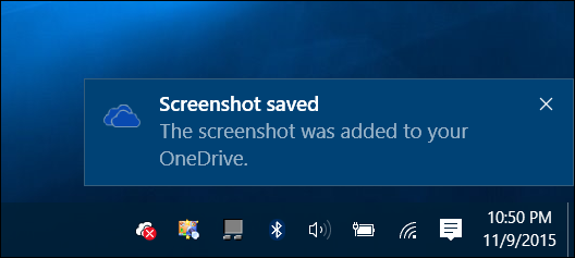 Take screenshots in windows 10 in 3 easy ways you can also capture screenshots using cloud storage applications like dropbox or microsofts onedrive the utility comes pre installed on windows 10 ccuart Gallery
