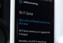 Windows 10 Mobile Redstone 2 may come with a new Wi-Fi settings screen